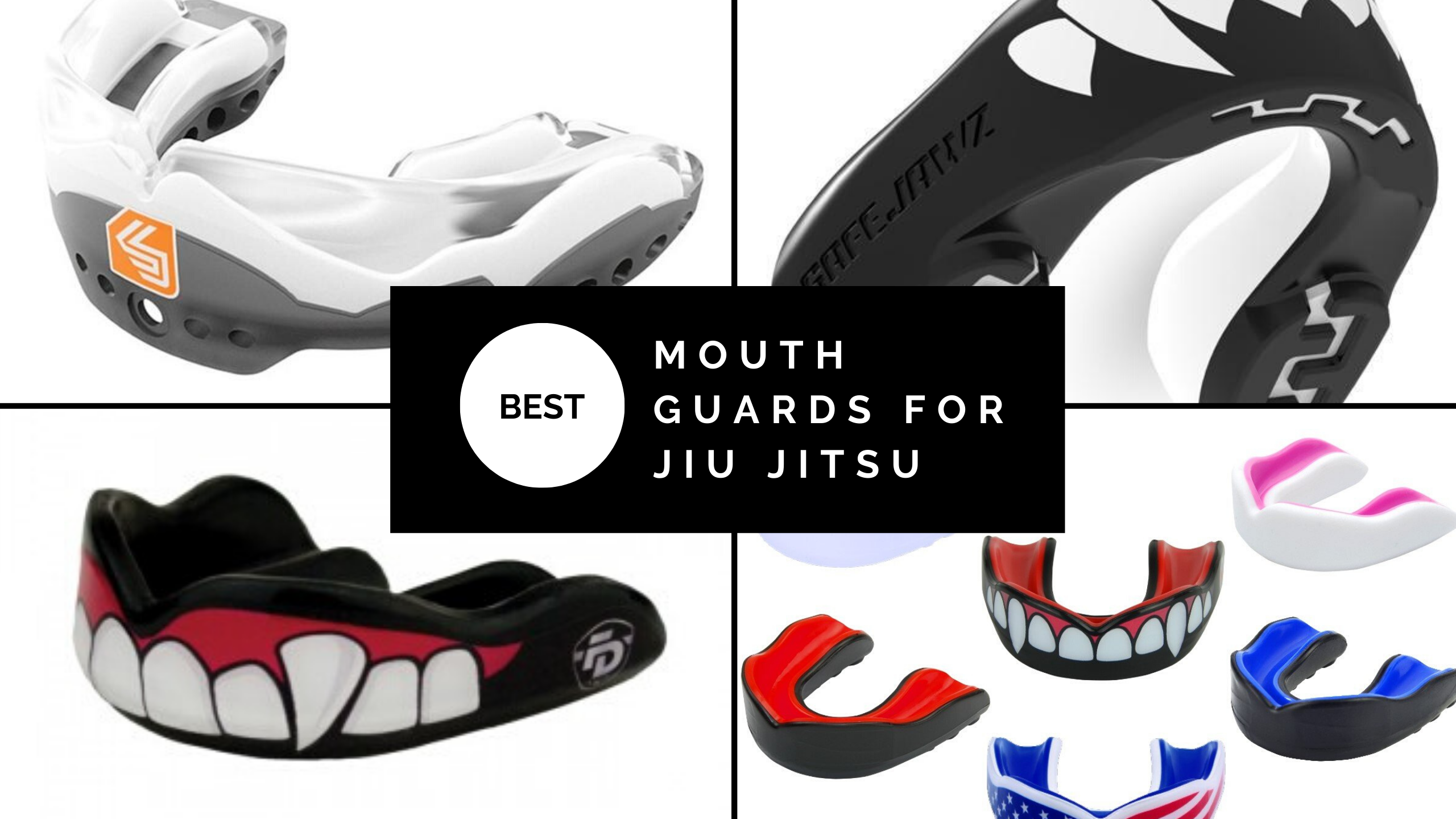 Mouth Guards for MMA