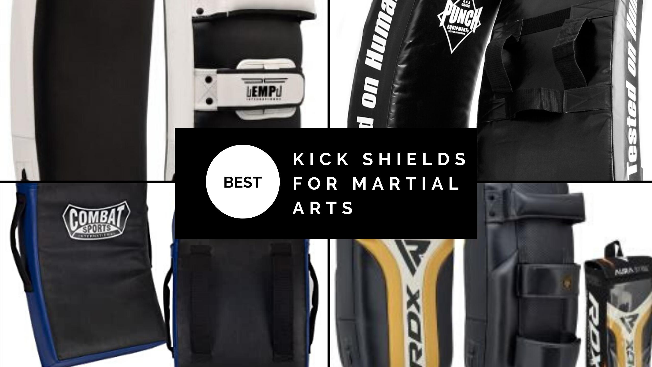Best kick shields for MMA